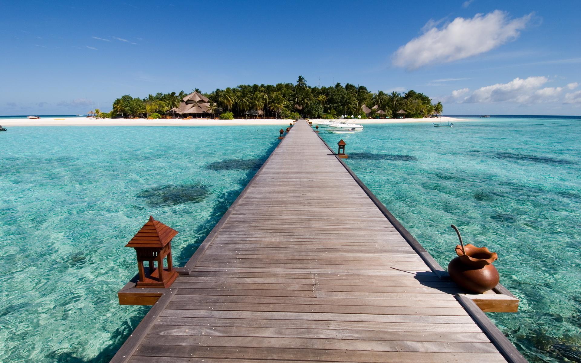райские пляжи мира обороты