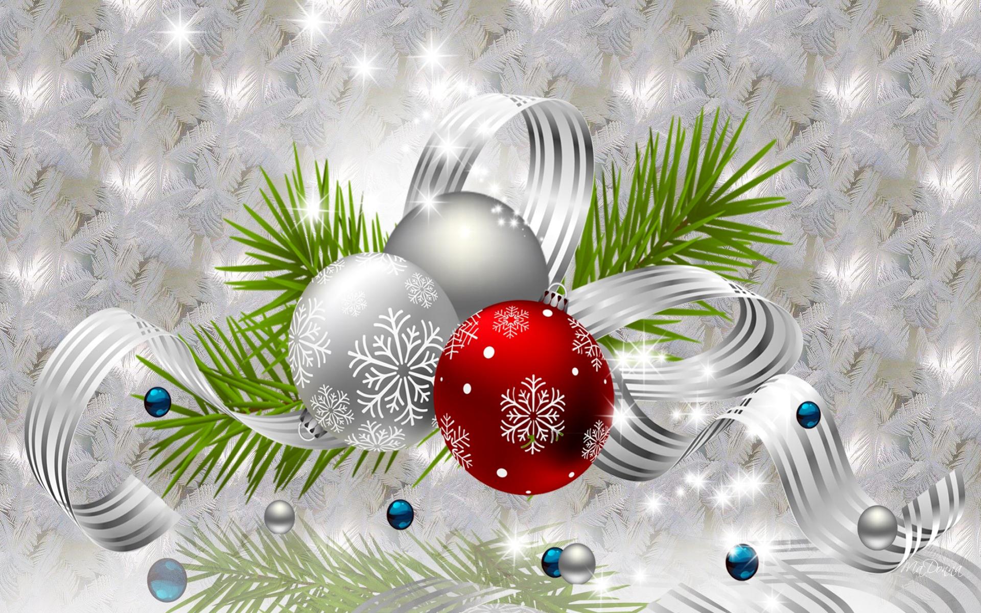 Открытки и заставки на новый год