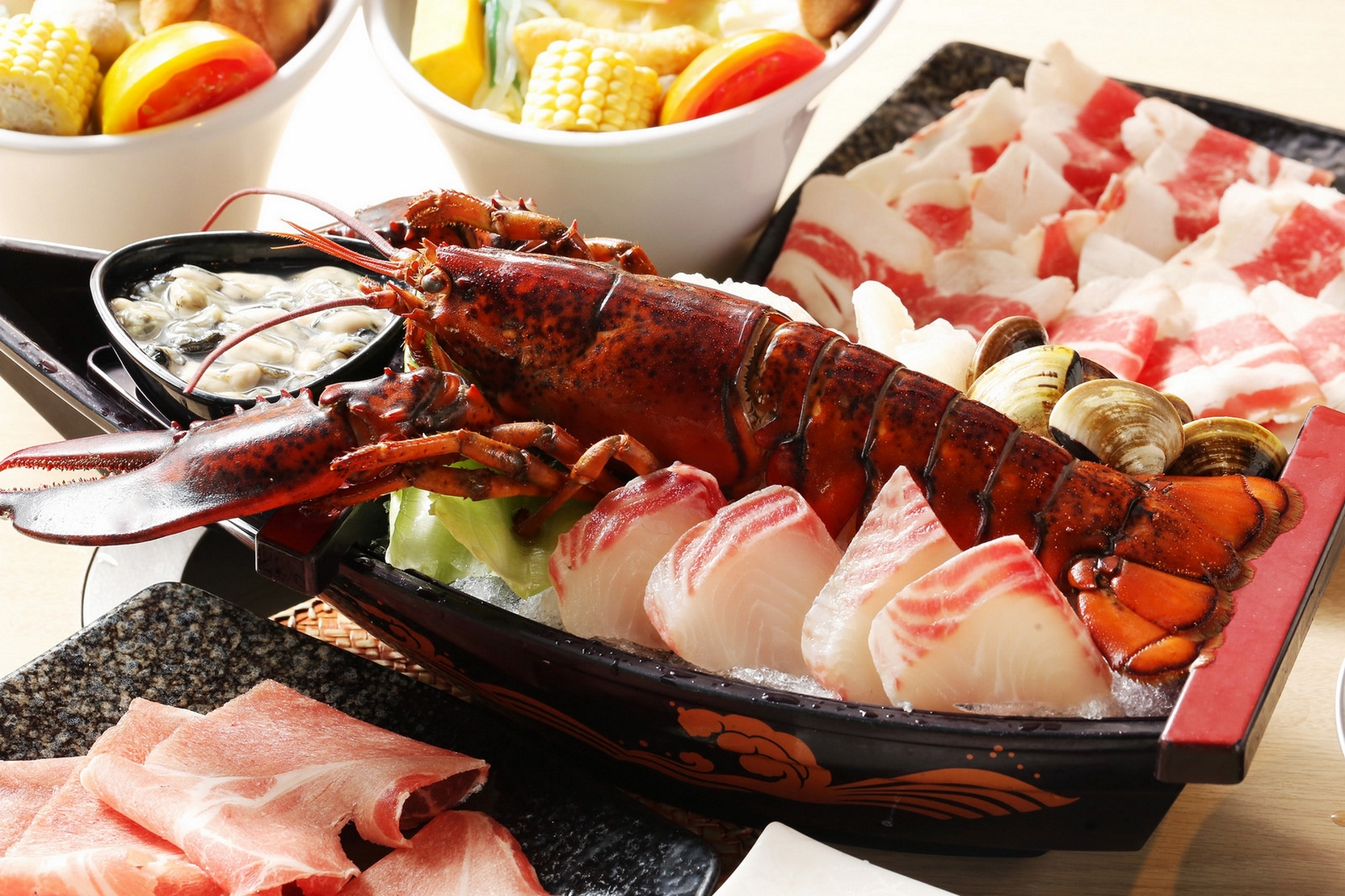 Морепродукты еда картинки