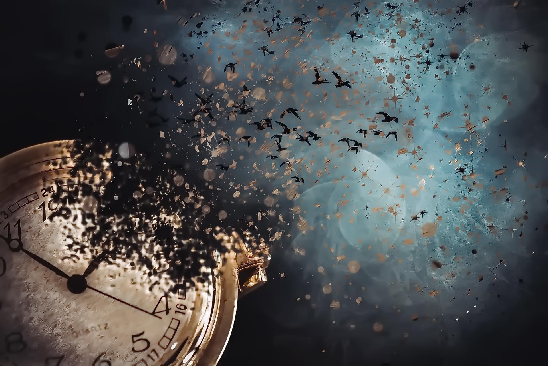 время уходит картинки