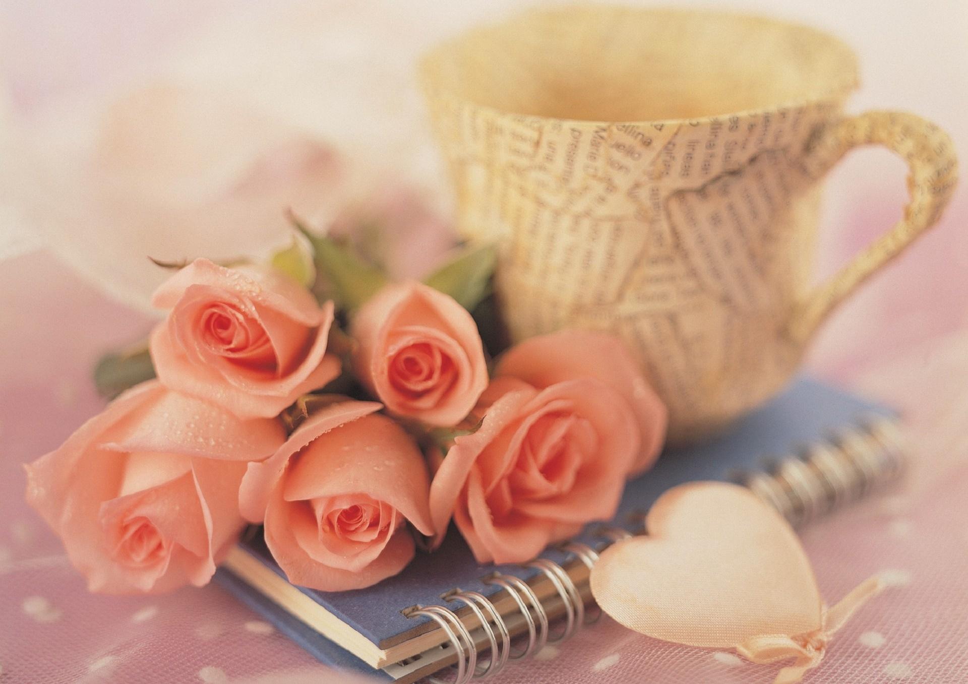 Открытки с романтическими пожеланиями