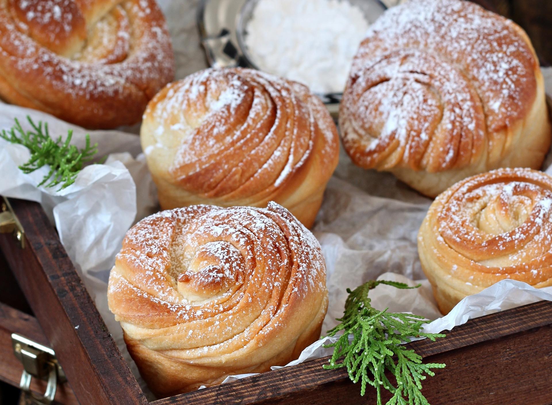 булочки сдобные домашние сладкие рецепт с фото картины, фото