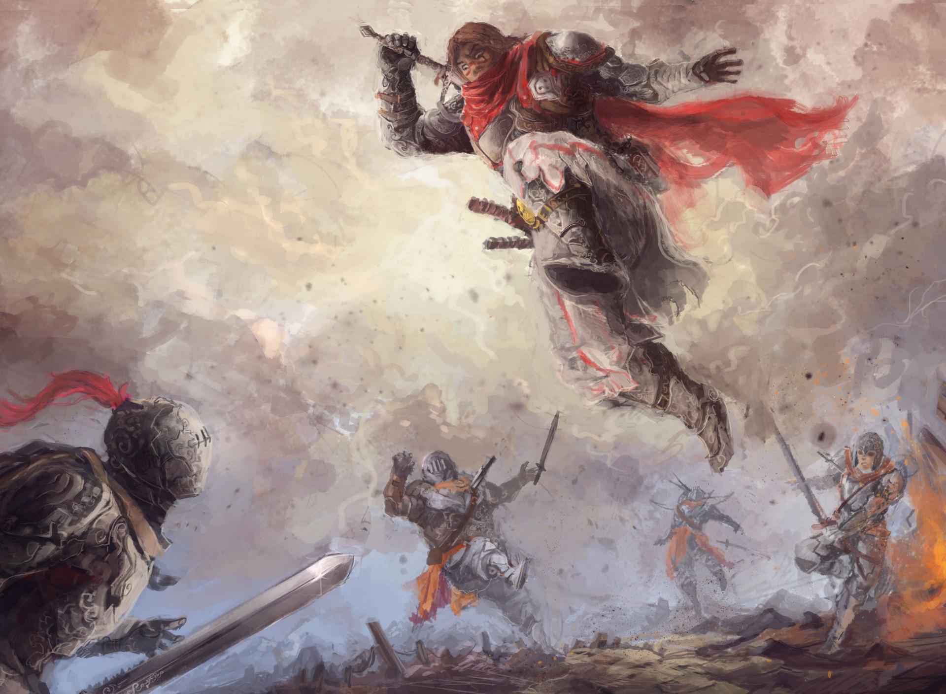 картинки с павшими воинами