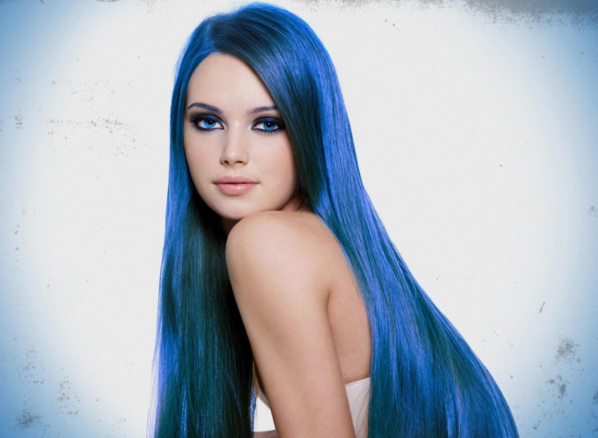 Девушка с волосами пиппска — pic 3