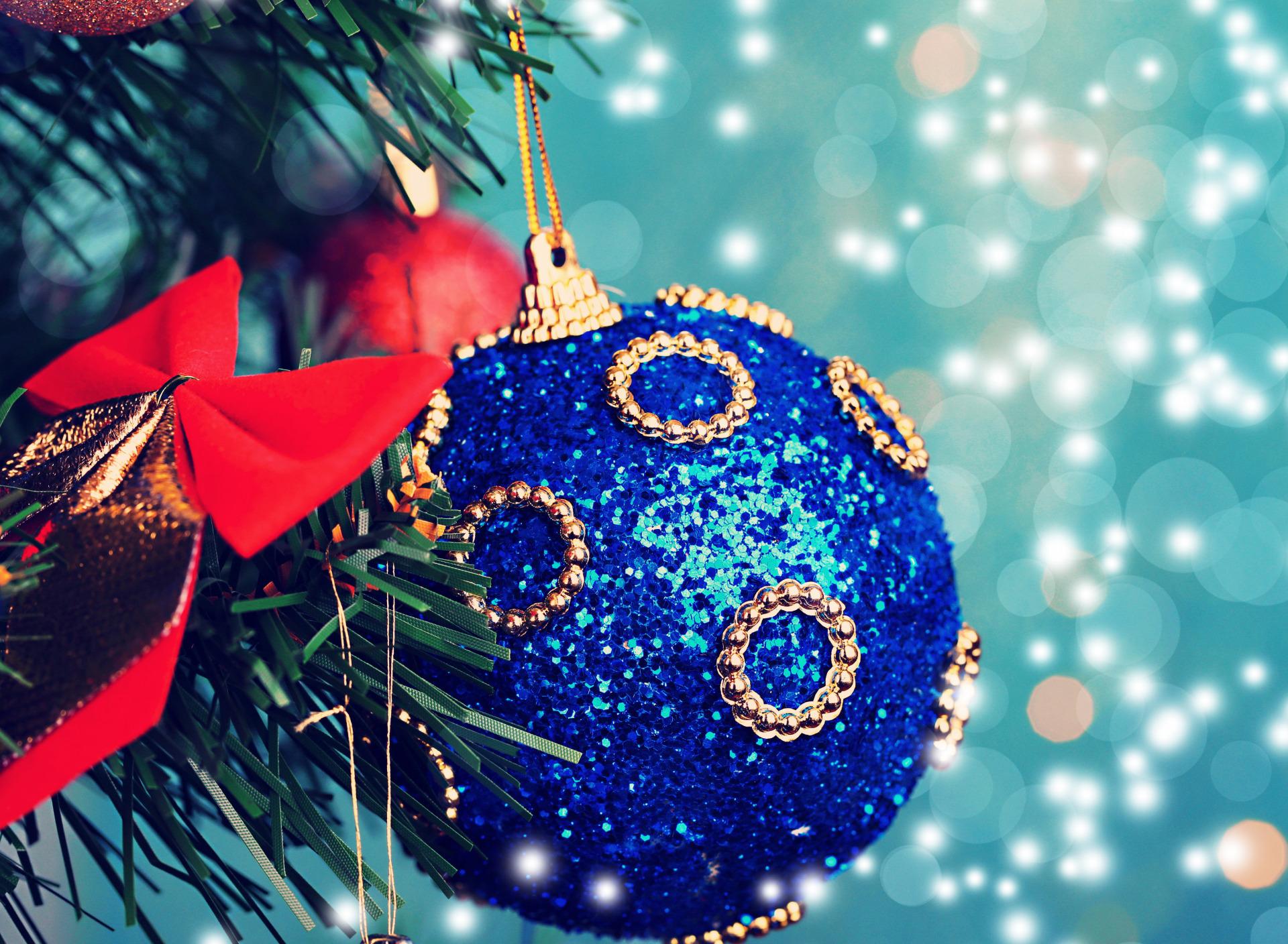 Самые красивые новогодние открытки фото