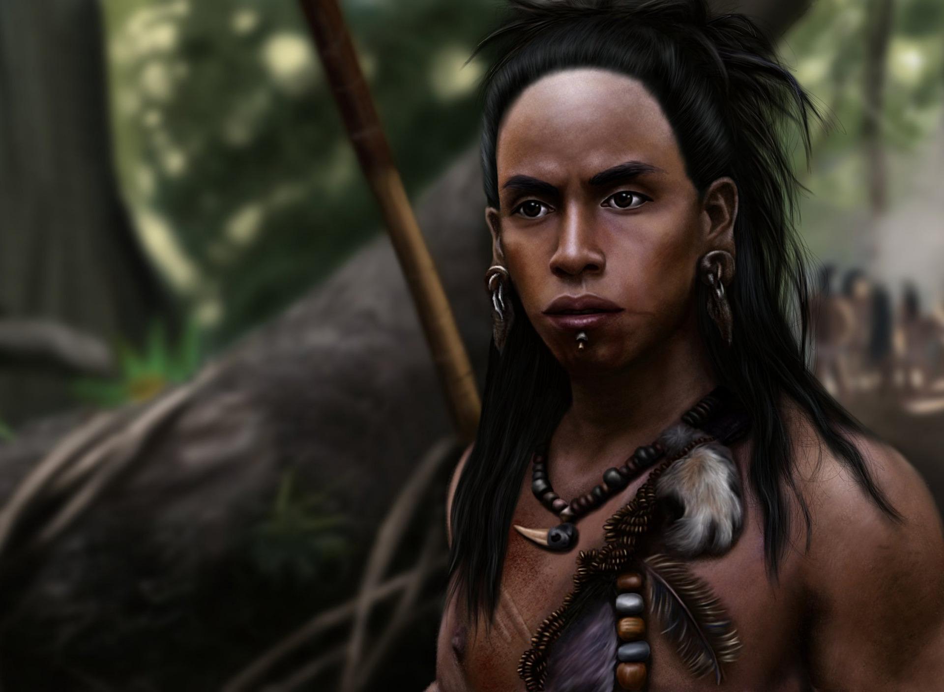 Фото героев апакалиса лапа ягуара в жизни