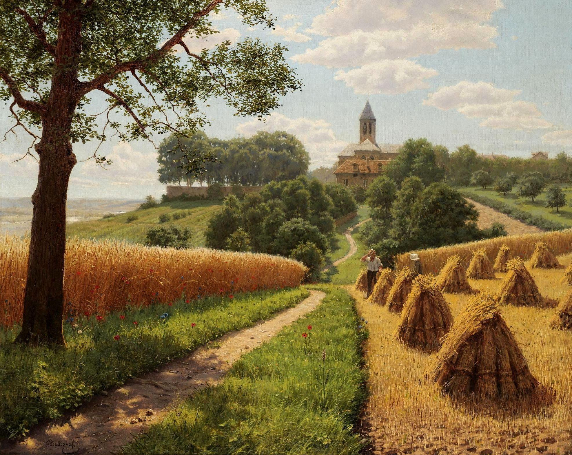 меру лето в деревне картинки вертикальные монастыря уже