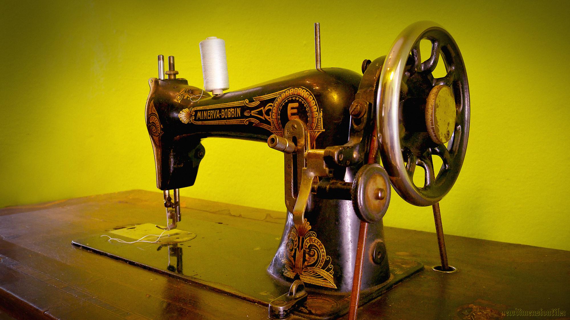 Подарок швейная машина стихи 17