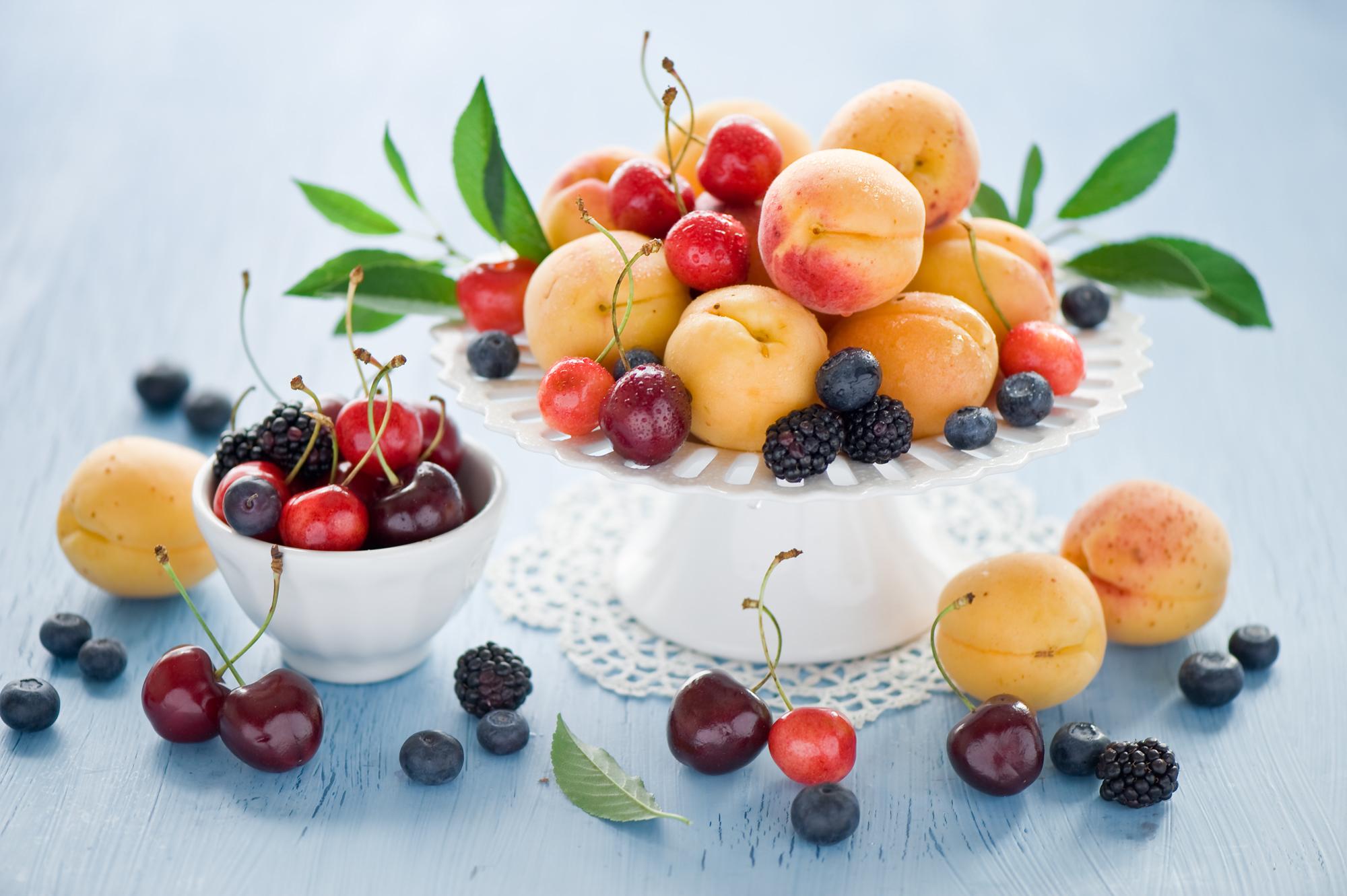 Обои на рабочий стол 1024 фрукты