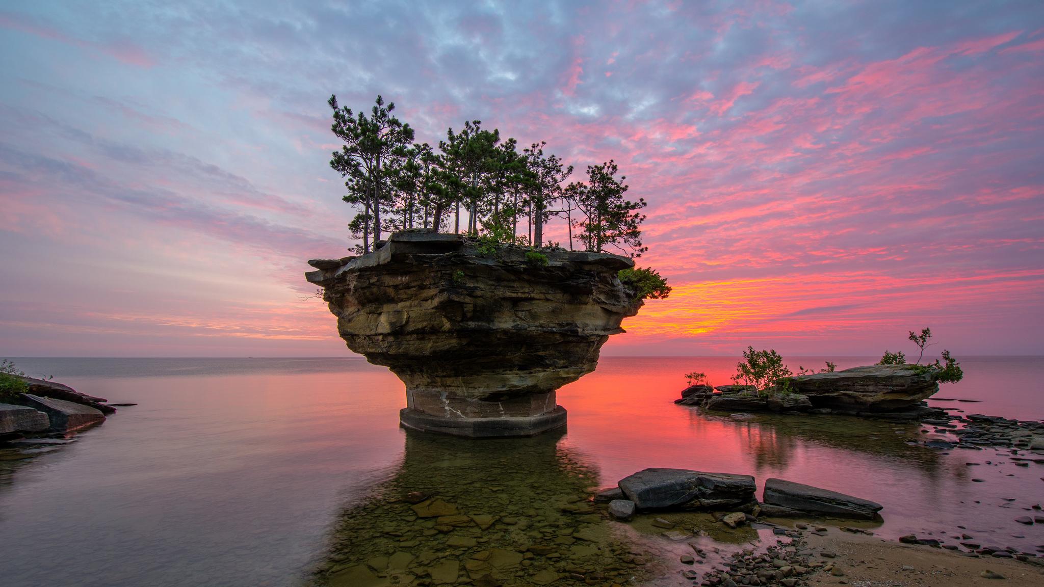 фото удивительные пейзажи землю для