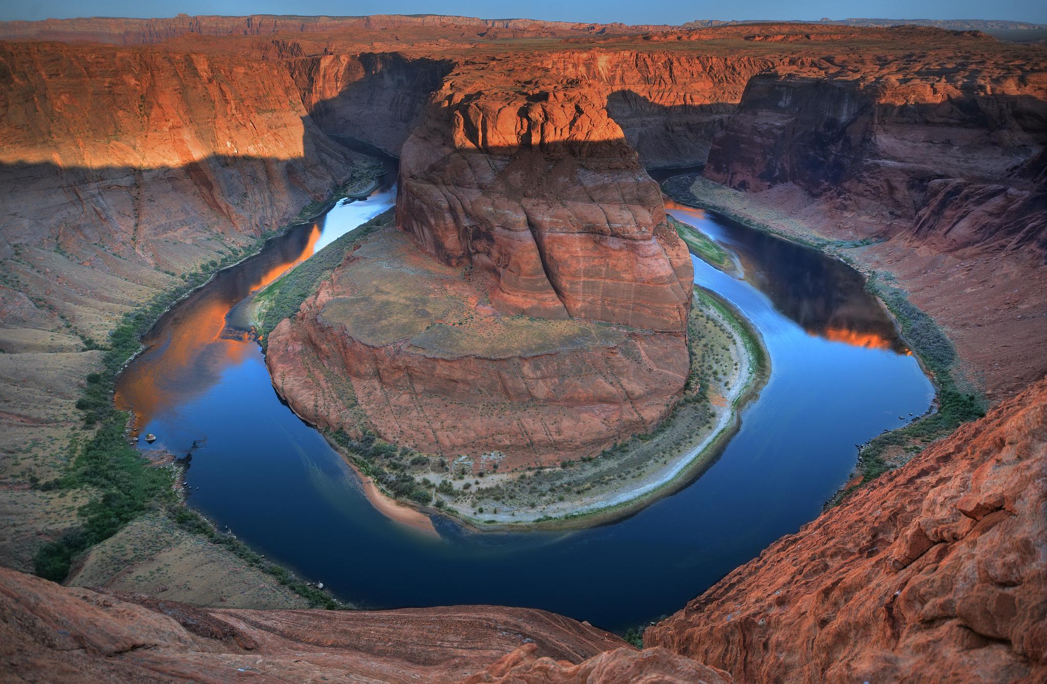 River Of Life, Colorado River, Page, Arizona  № 1781629  скачать