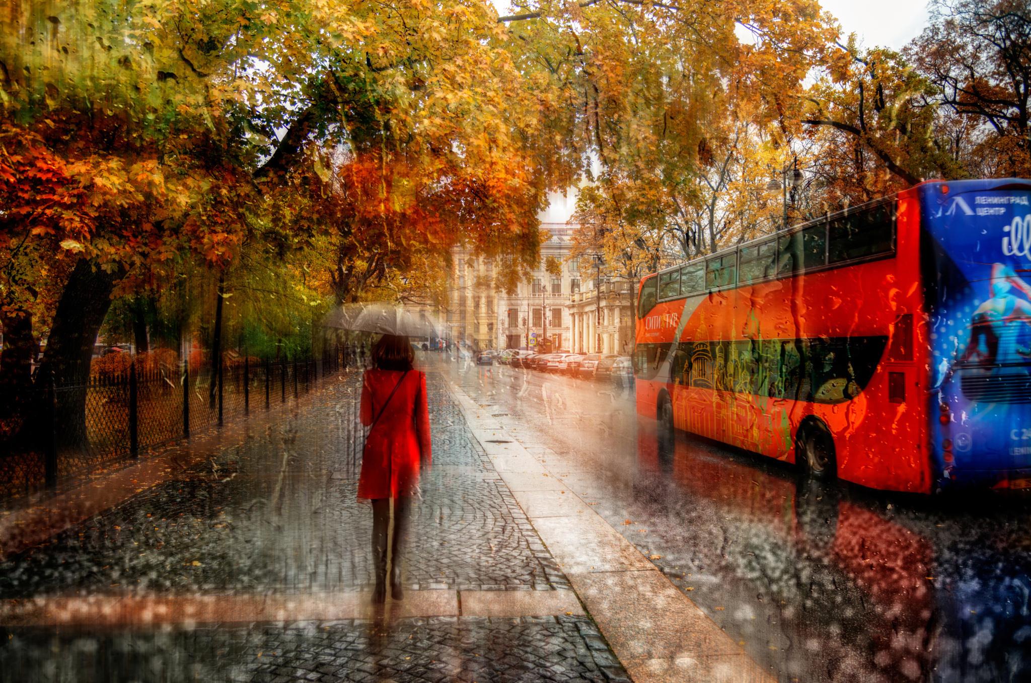новые, осень в городе в картинках тут