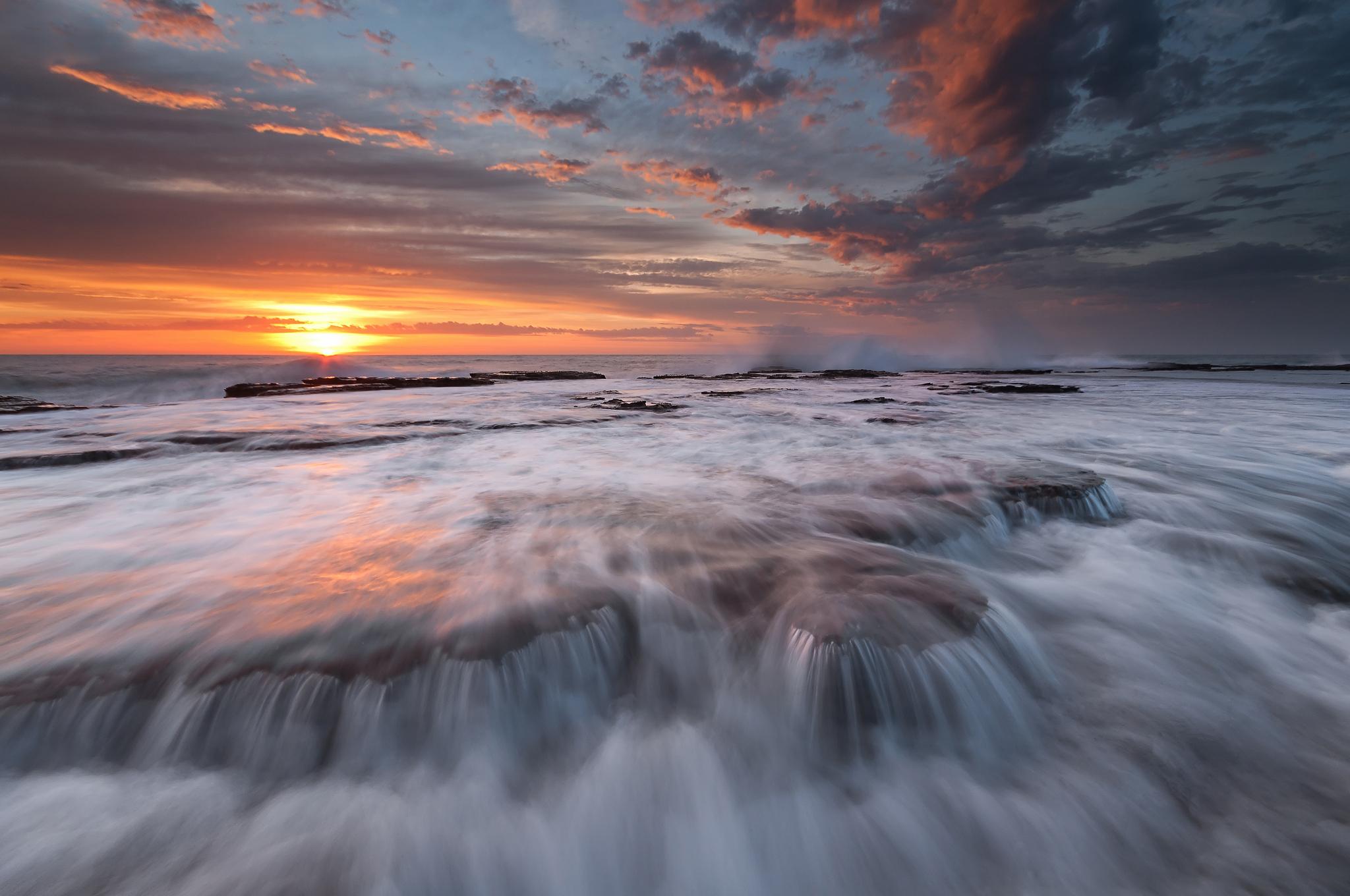 Море солнце лучи Sea the sun rays  № 1623336 бесплатно