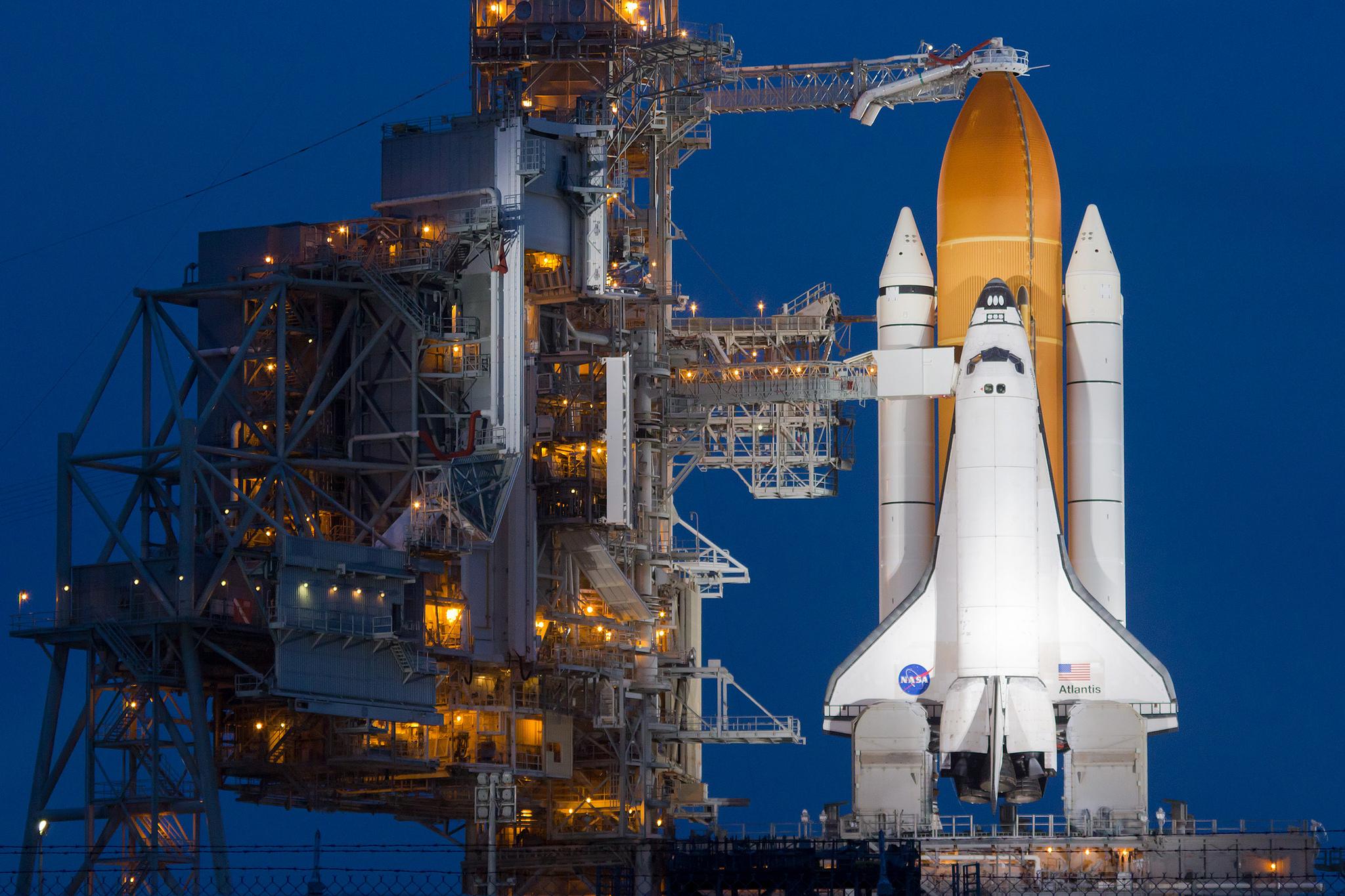 space shuttle atlantis - HD1920×1280