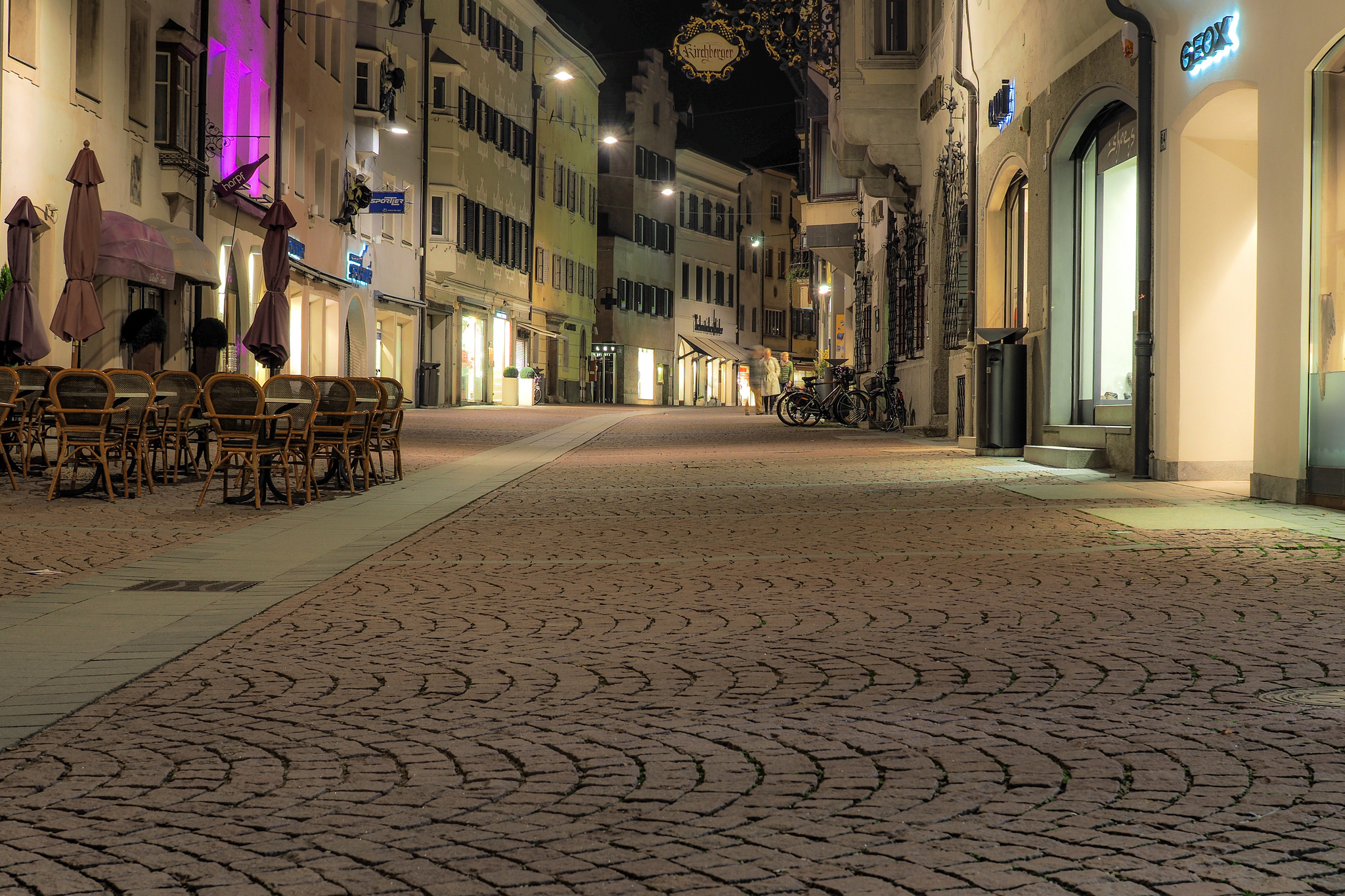 Картинки улиц для фона