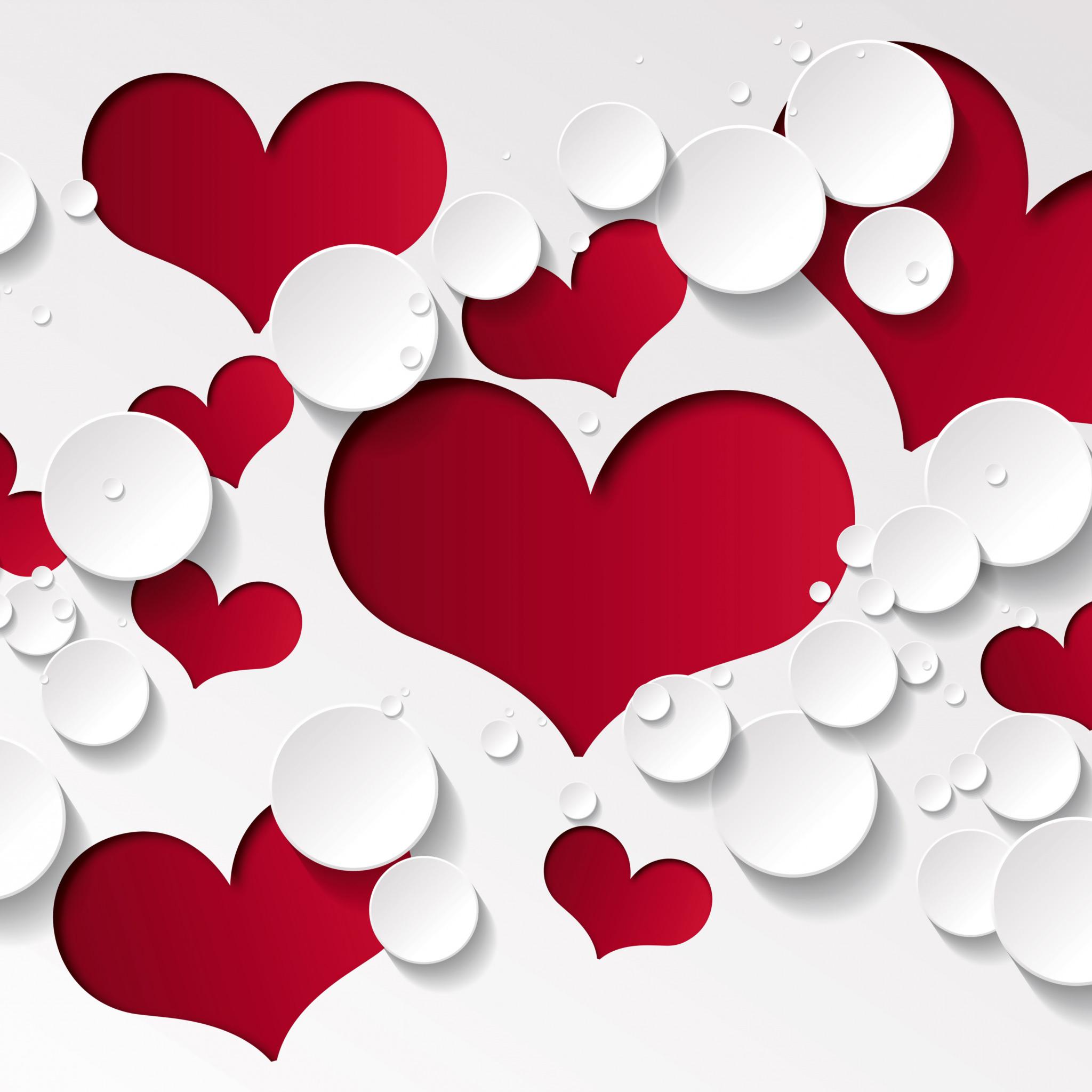Картинки с сердцами в телефоне