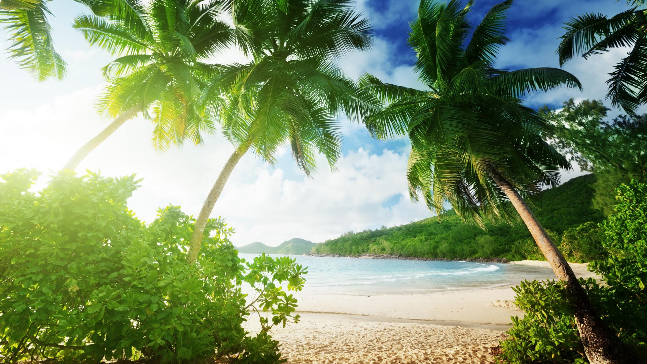 Картинки с пляжами морем на рабочий стол
