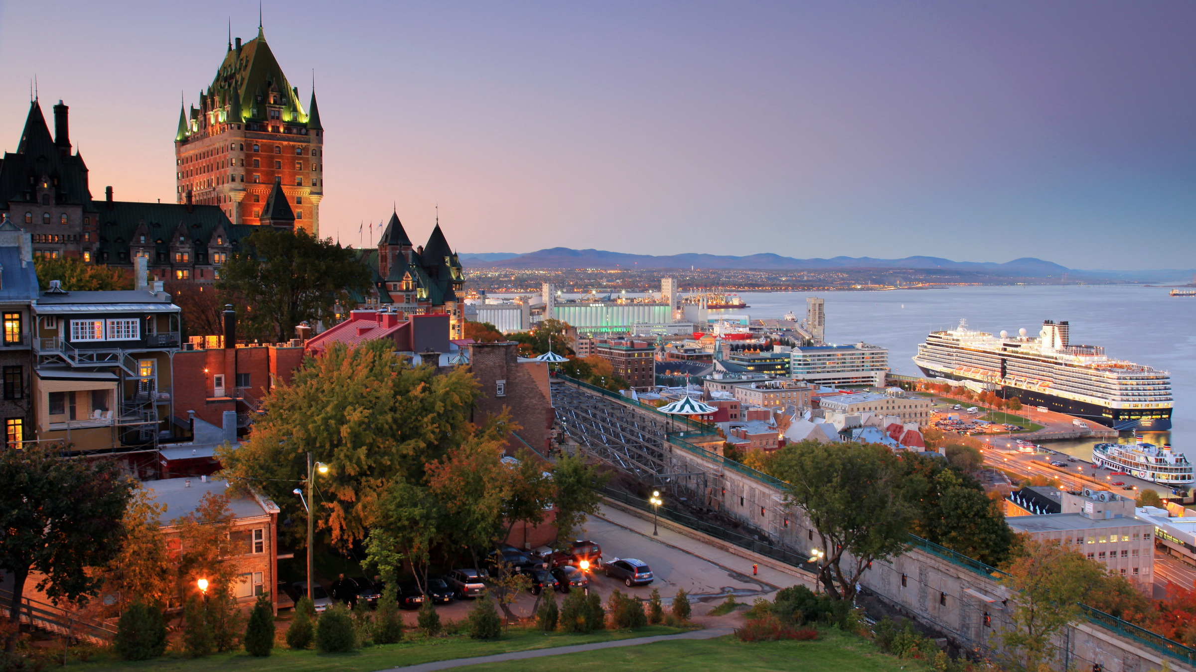 quebec the province the people the