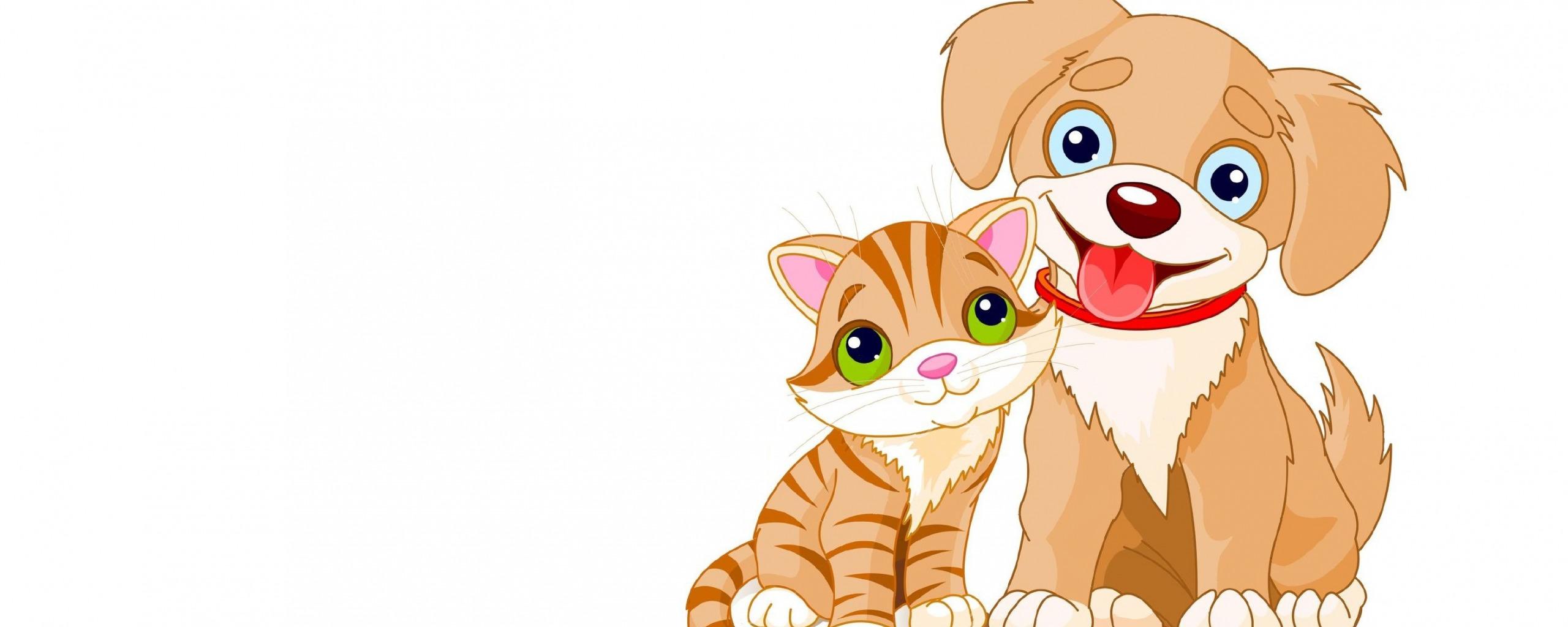 Собачки и кошки картинки для детей