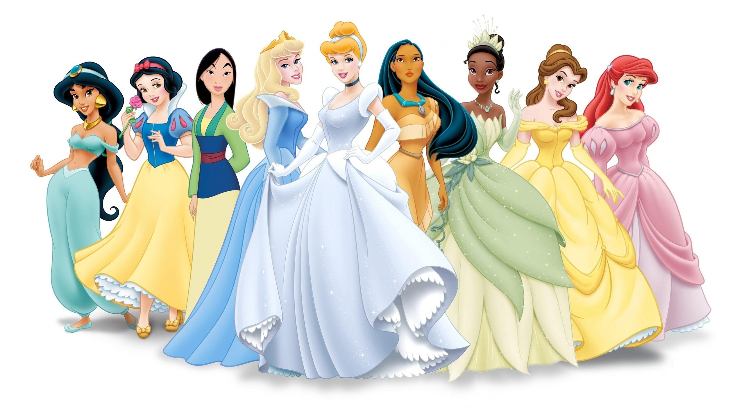 Картинки из диснея принцессы