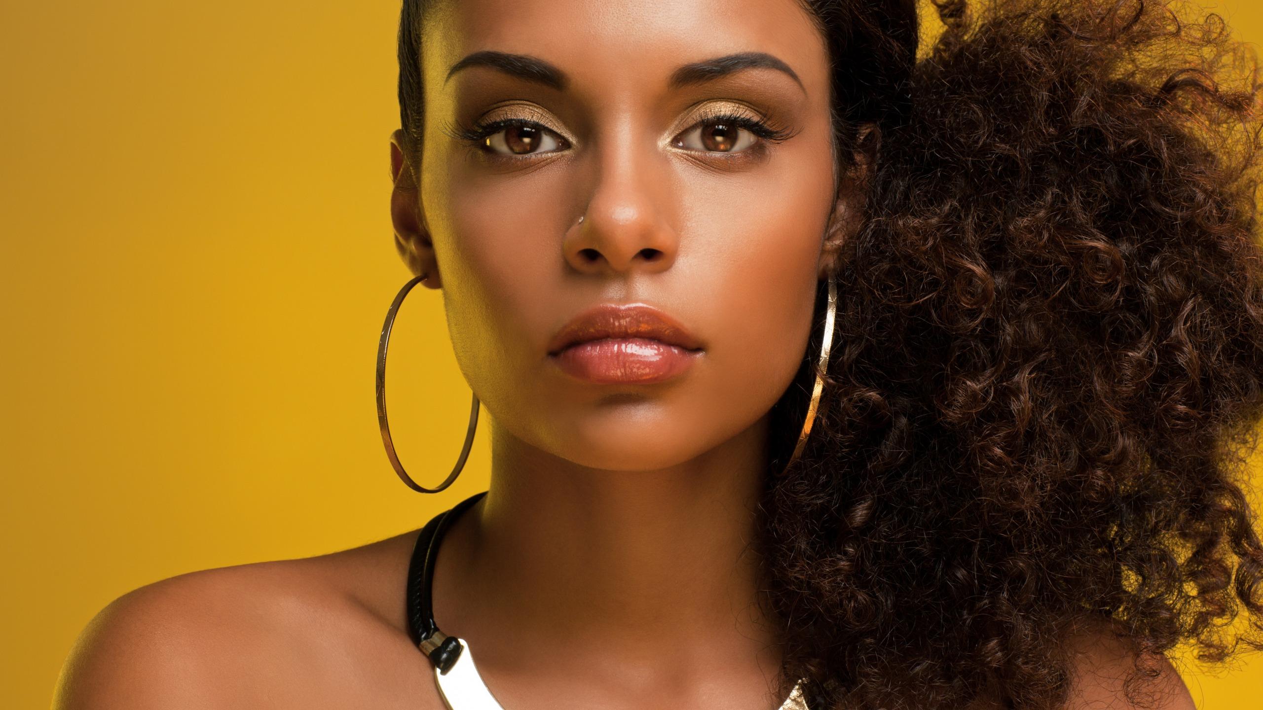 Фото самых черных и самых красивых девушек