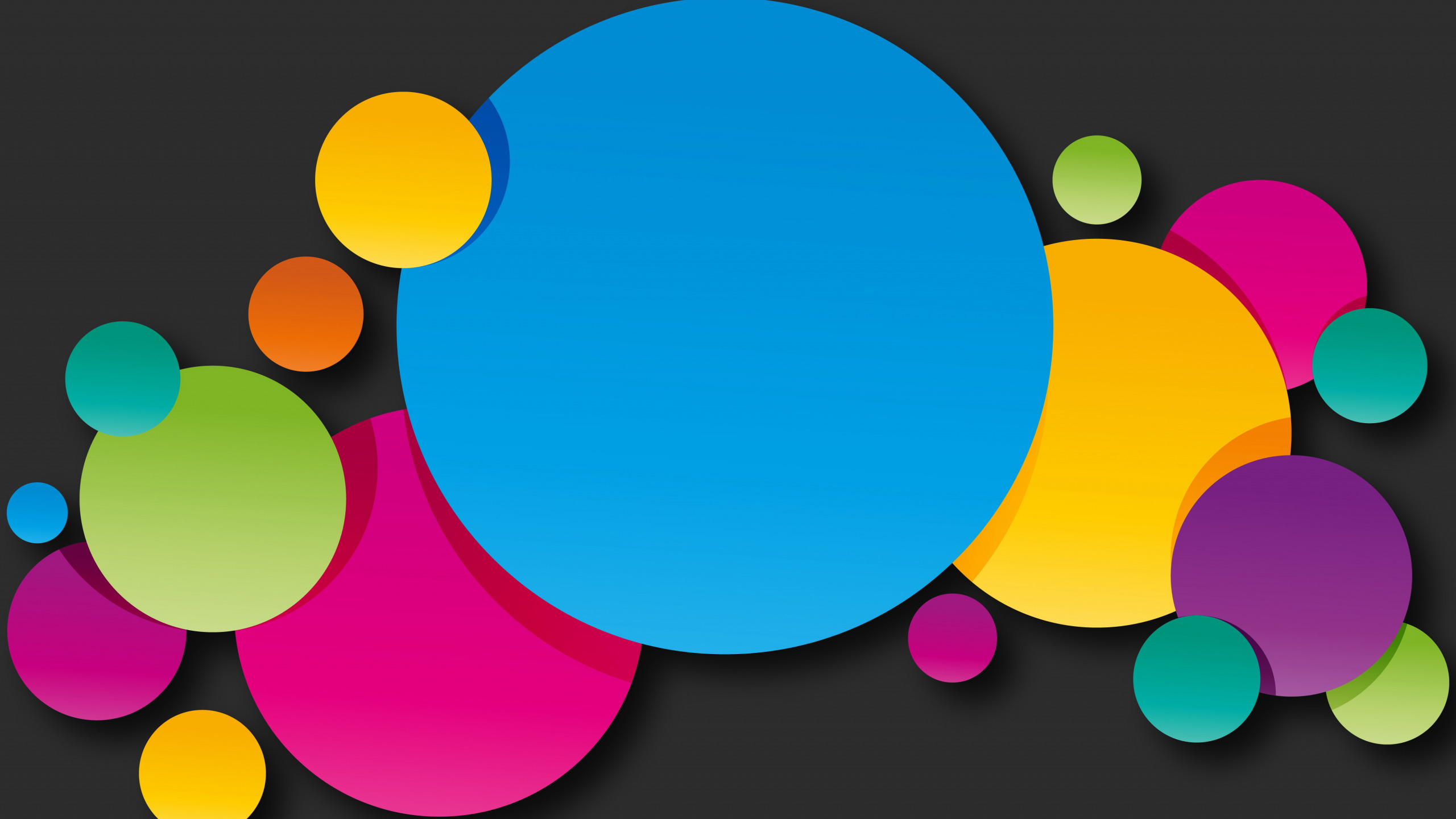 Обои colorful, background, geometry, colors, Abstract, shapes, rainbow. Абстракции foto 16