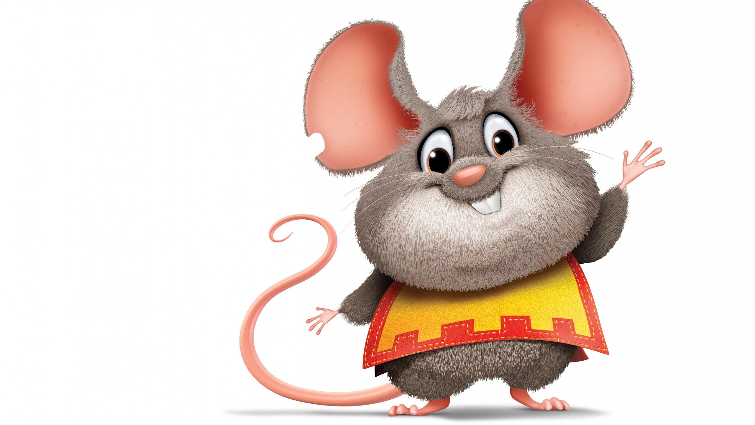 Картинка мышка для детей