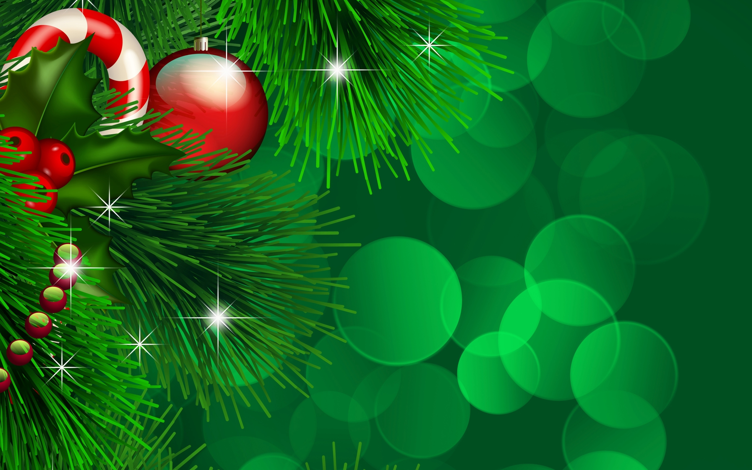 christmas wallpaper christmas backgrounds - HD 2560×1600
