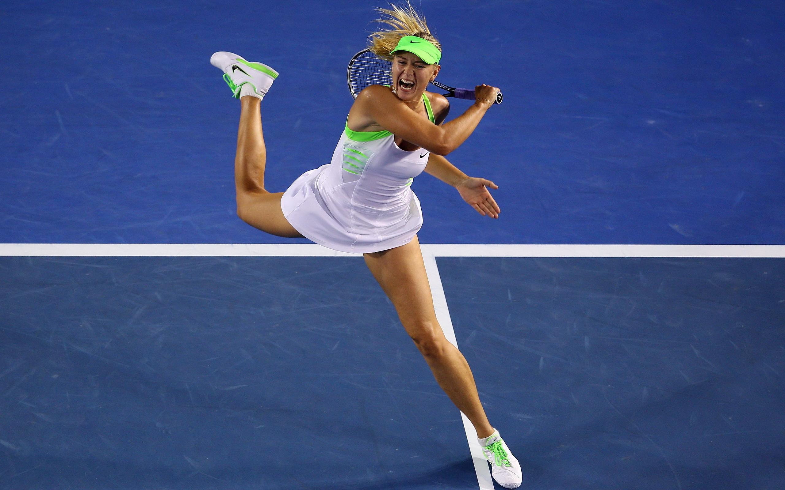 Тенисистка  № 989597 бесплатно