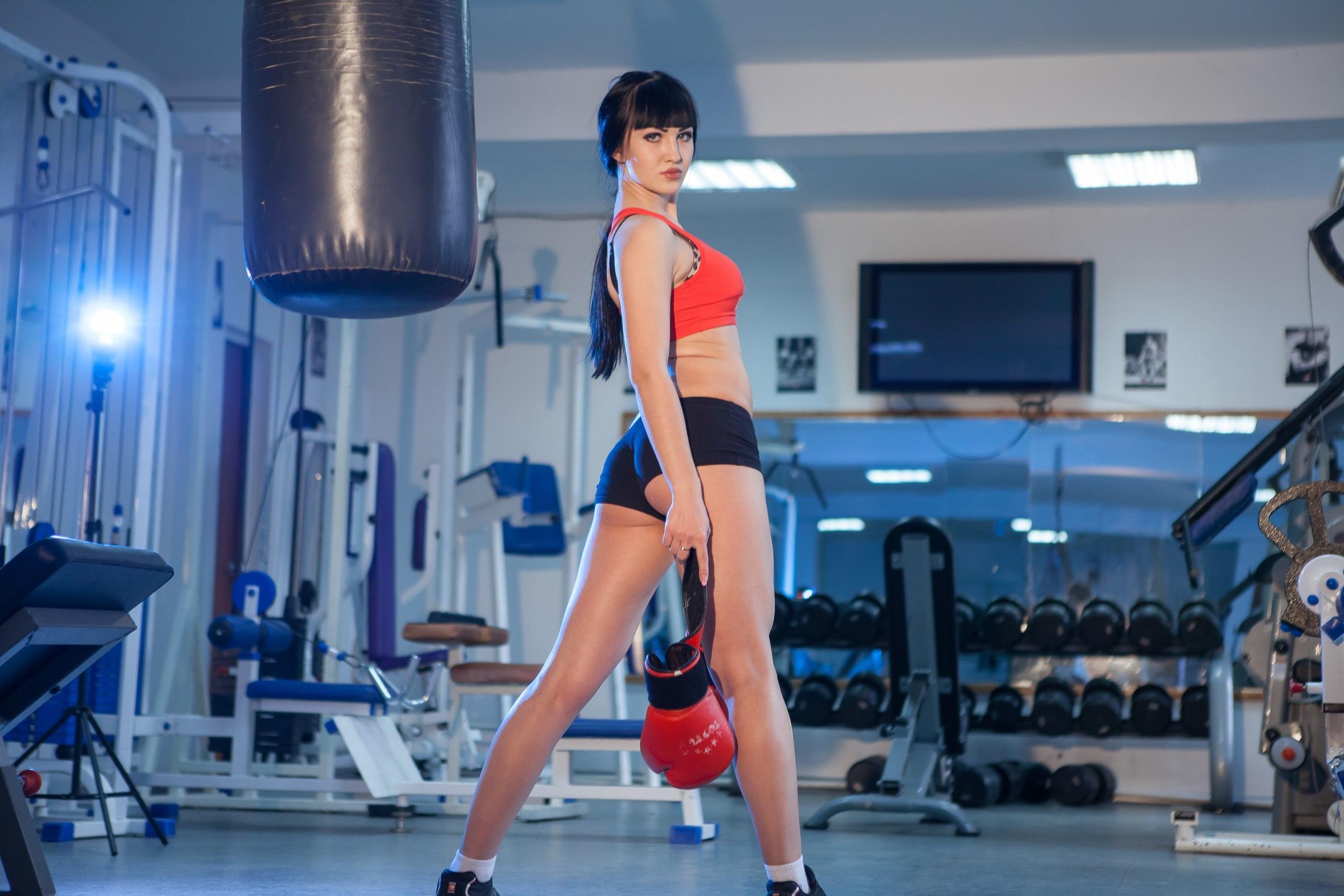 удачном фото московских фитнес тренеров нас