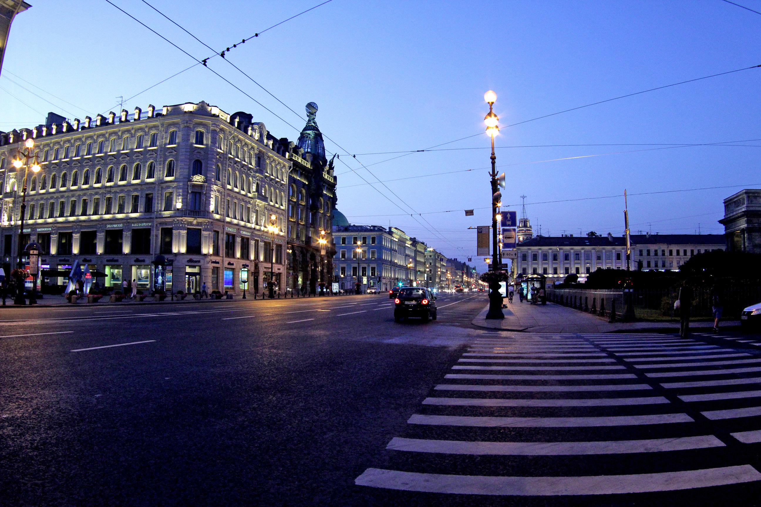 питер картинки улица завидной регулярностью