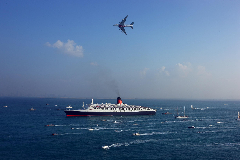 Картинки море корабль самолет отдых