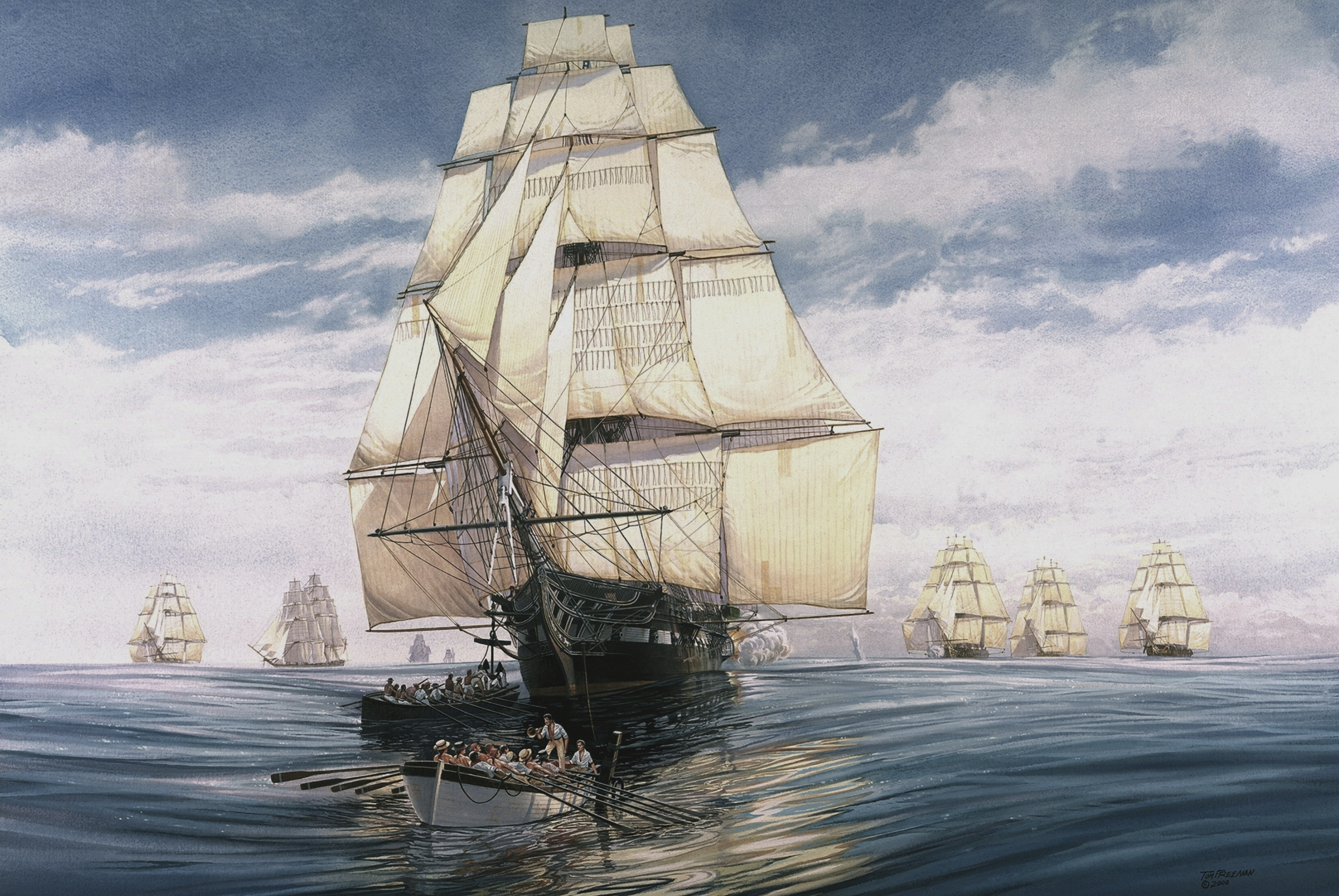 магии старинные корабли открытки главное свойство