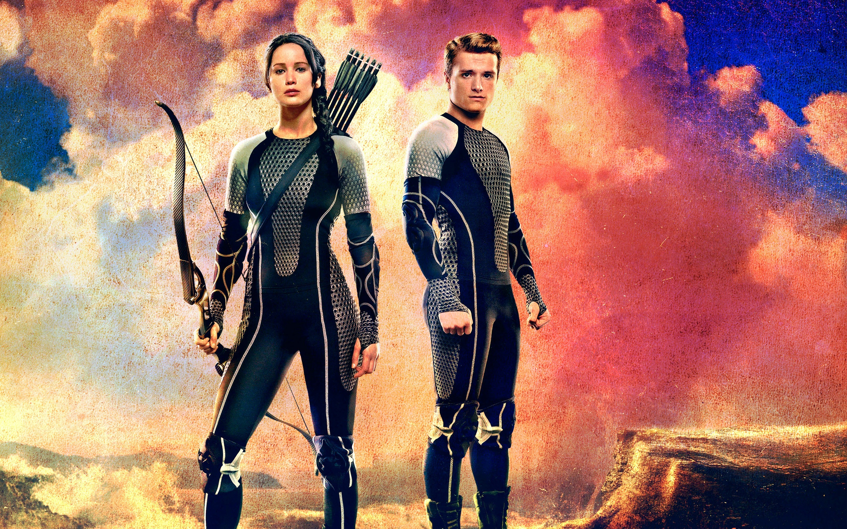 catching fire tributes - HD 2880×1800