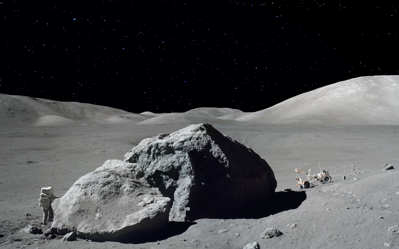 astronauts apollo 17 - HD1680×1050