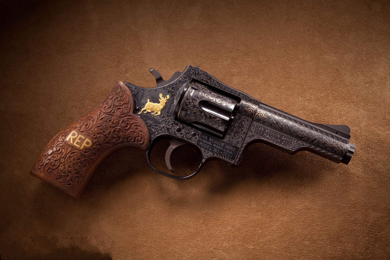 Револьвер с виноградом  № 1624249  скачать