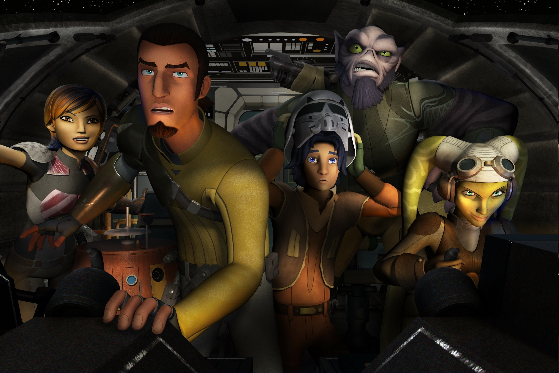 Buy Star Wars Rebels Read 130 Movies amp TV Reviews Amazoncom