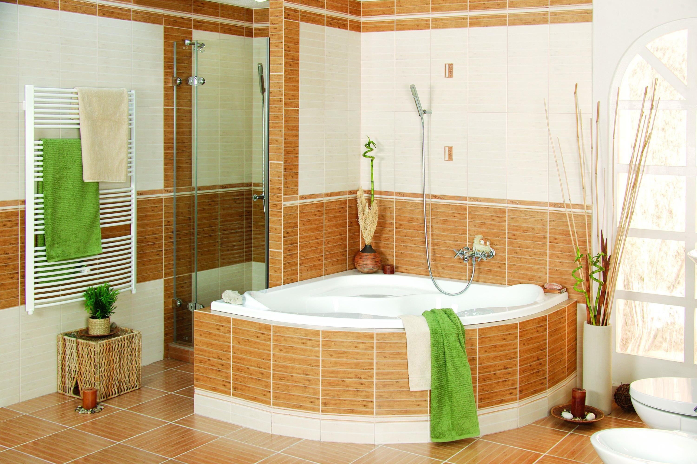 Дизайн ванной комнатыс ванной
