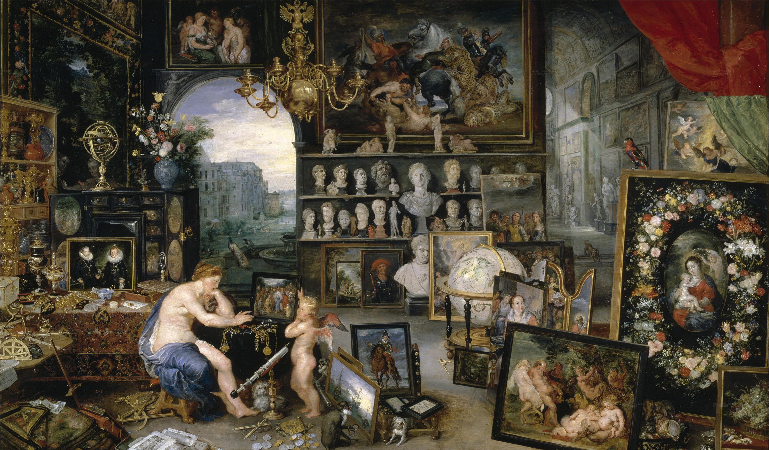 картинки галерея художников