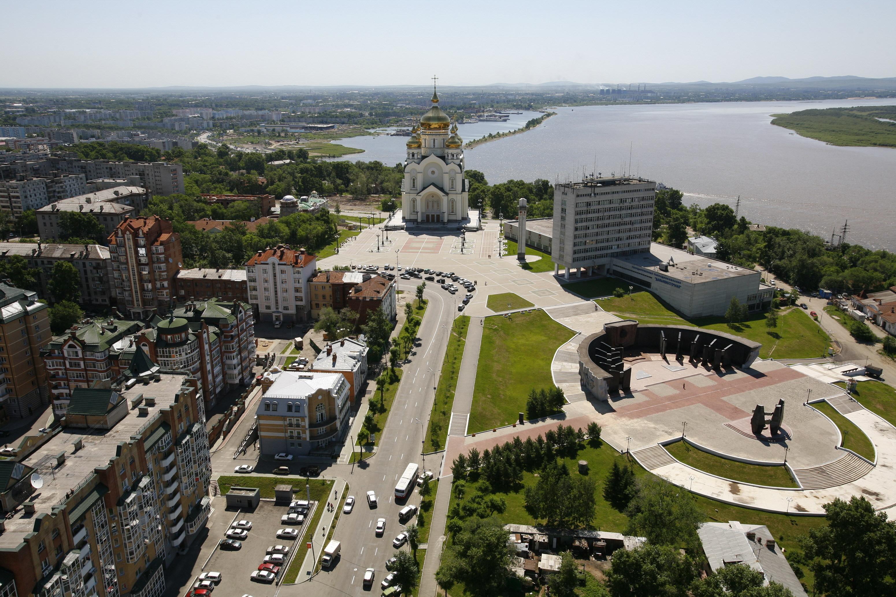 Хабаровск картинки