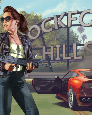 Grand Theft Auto V + GTA: Online