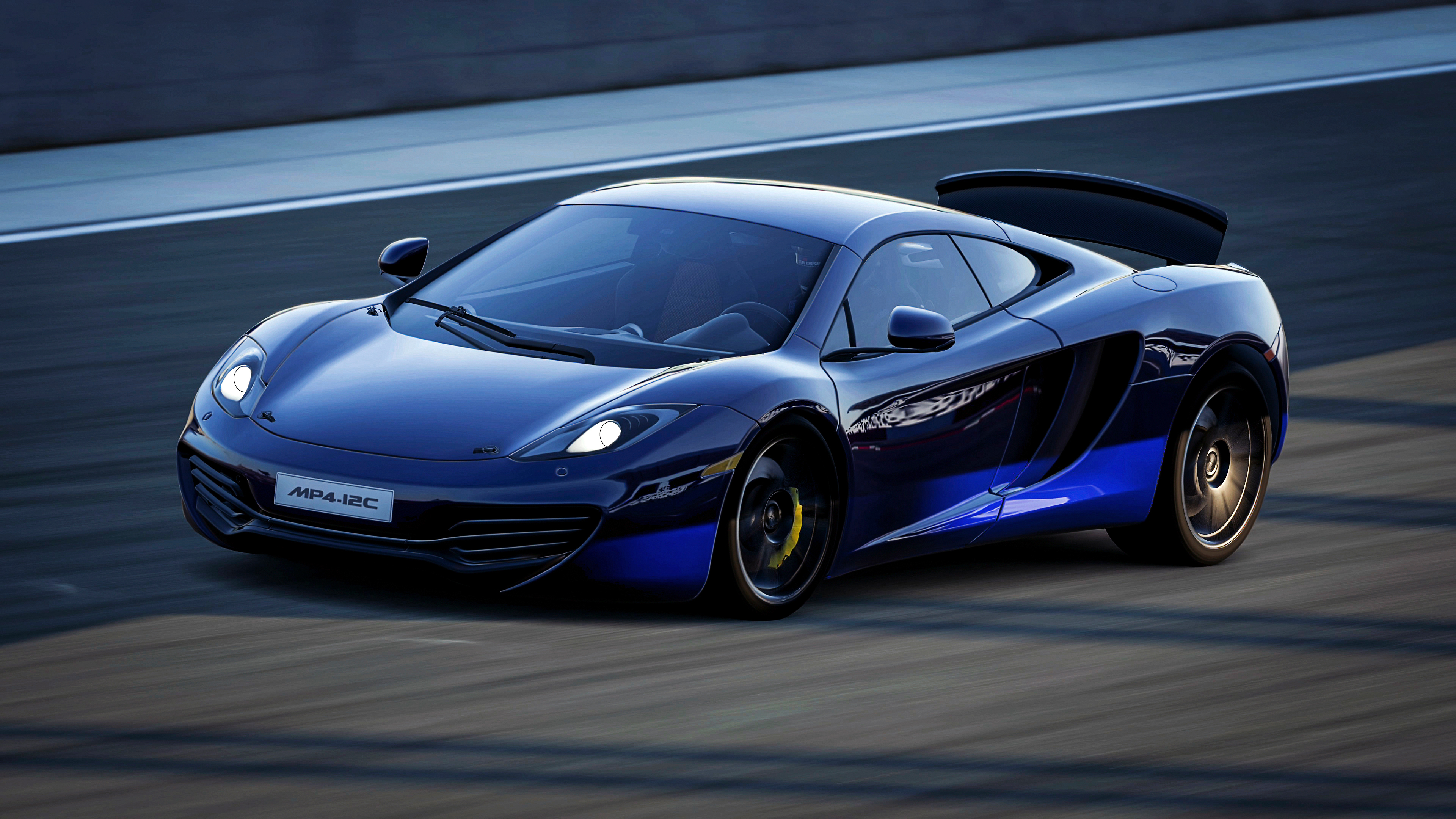 McLaren брусчатка трава  № 2190829 бесплатно