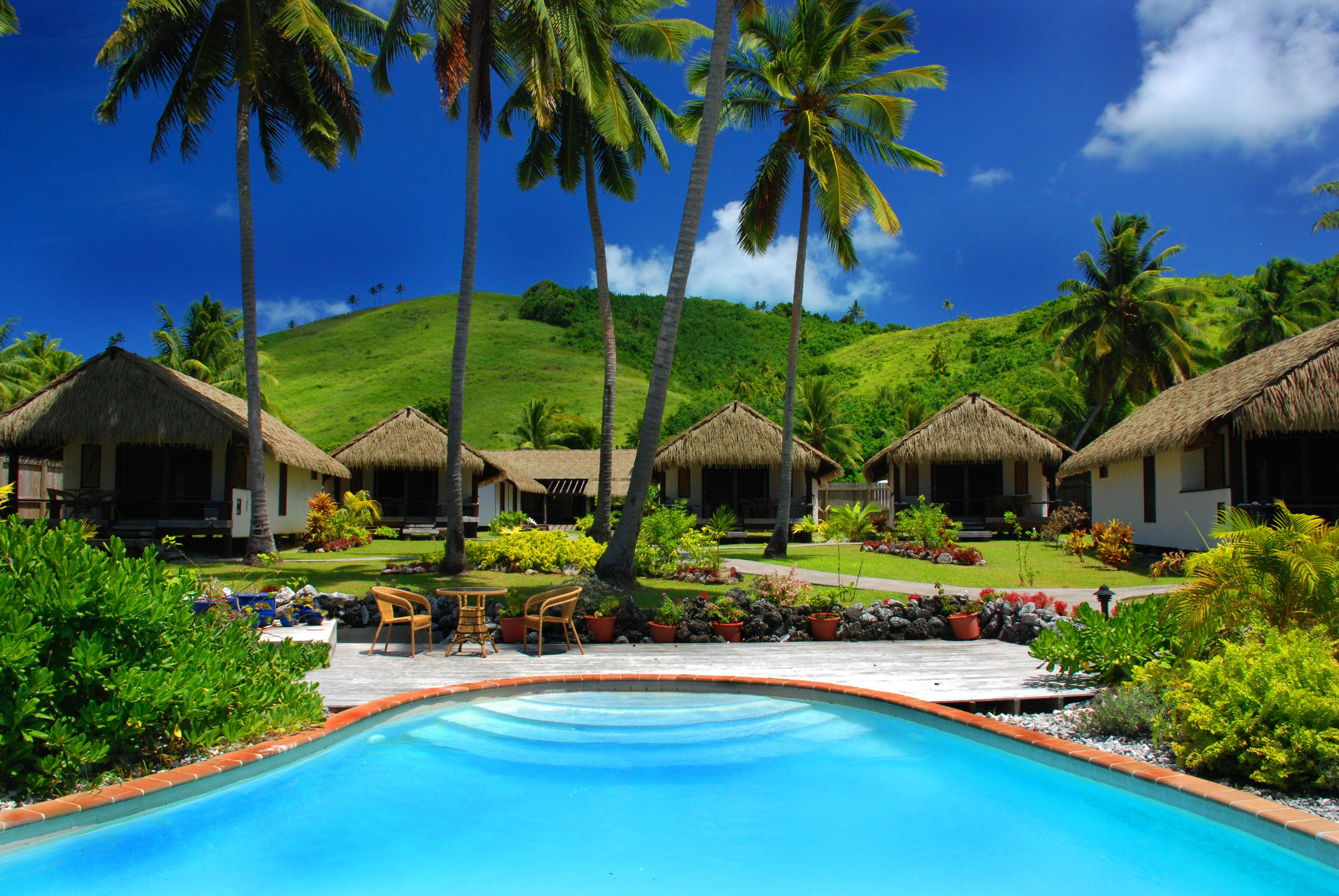 Vanua Levu and Navadra Islands, Fiji  № 824231 бесплатно