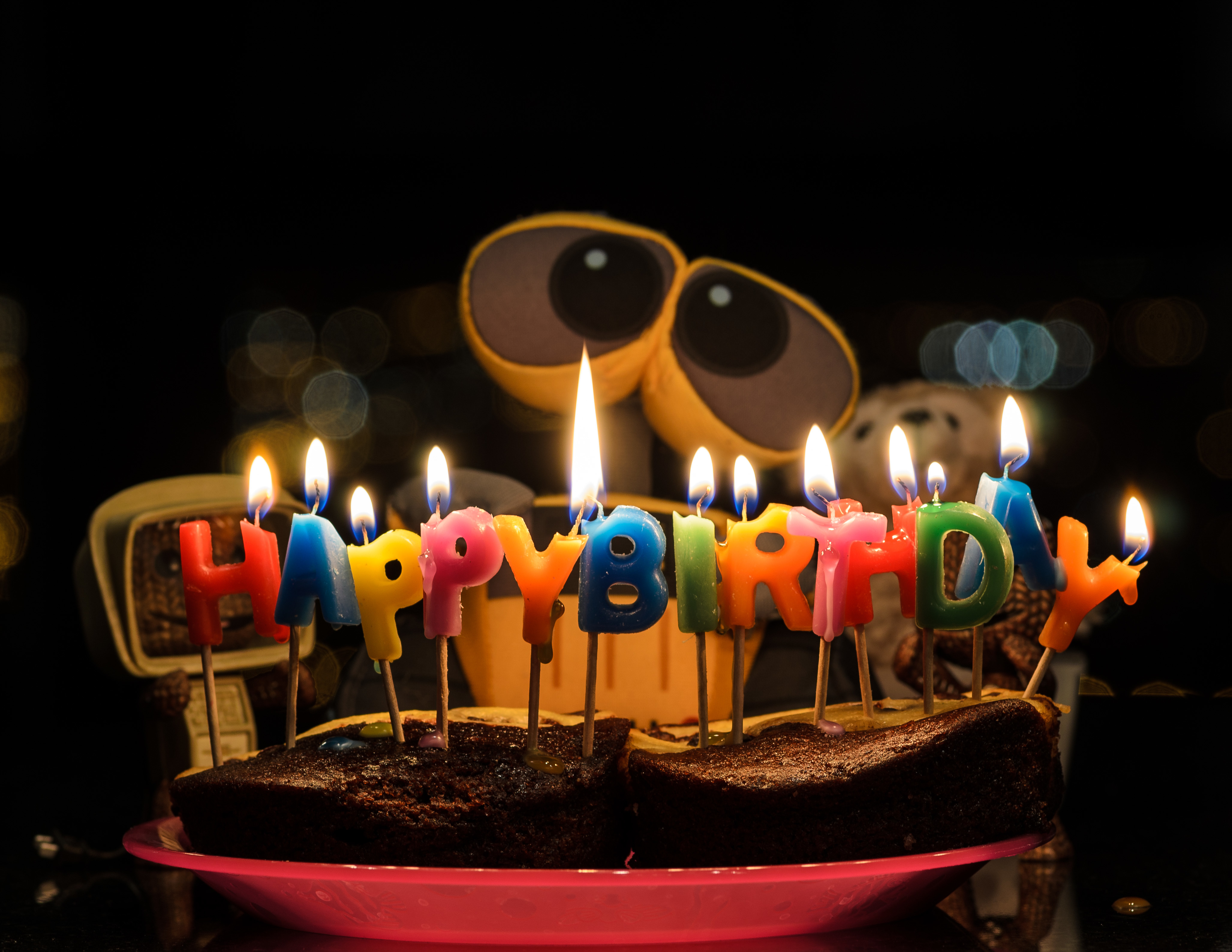 Заставка с днем рождения с поздравлением 5