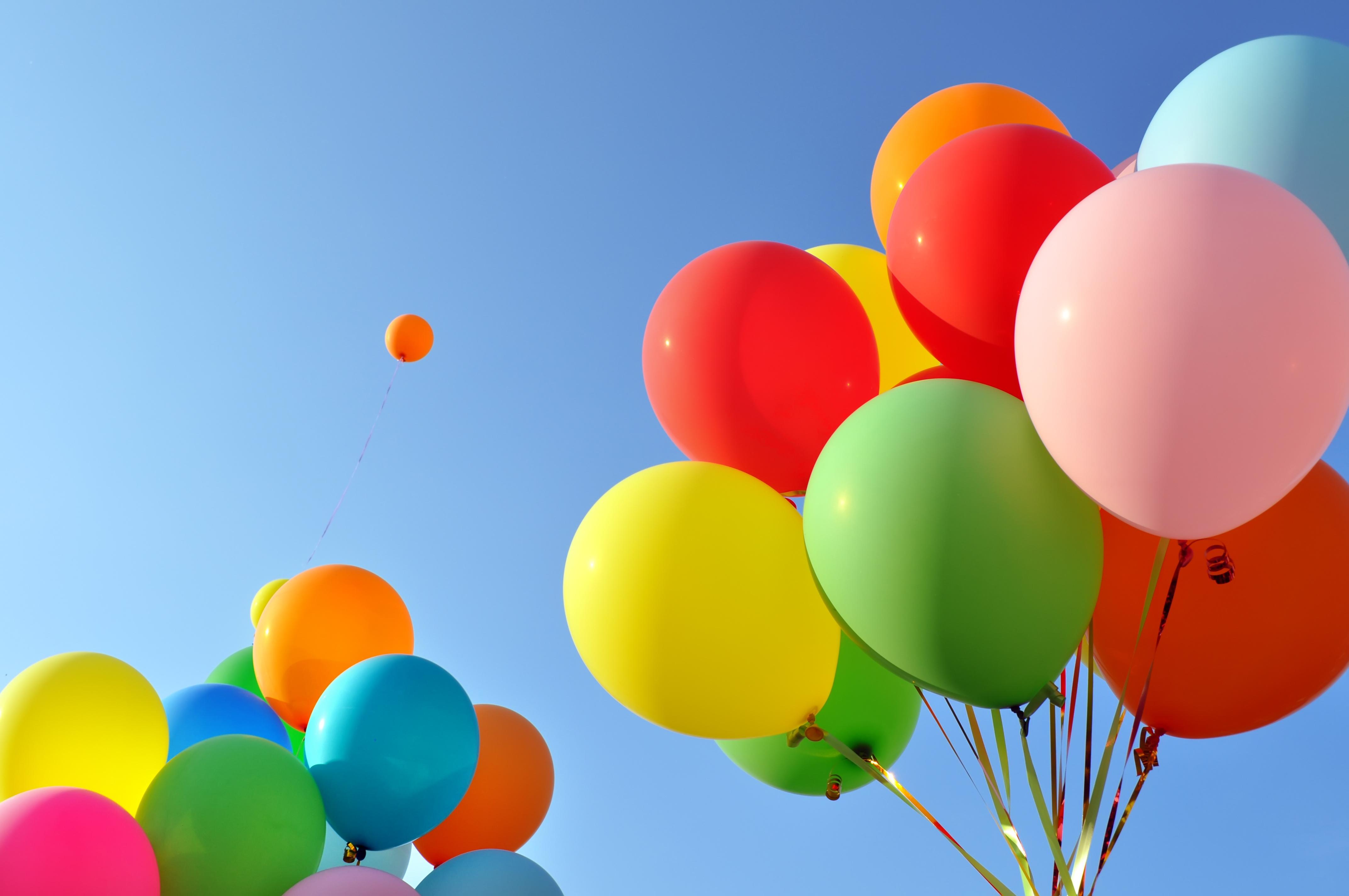 шары небо balls the sky  № 1008164 без смс