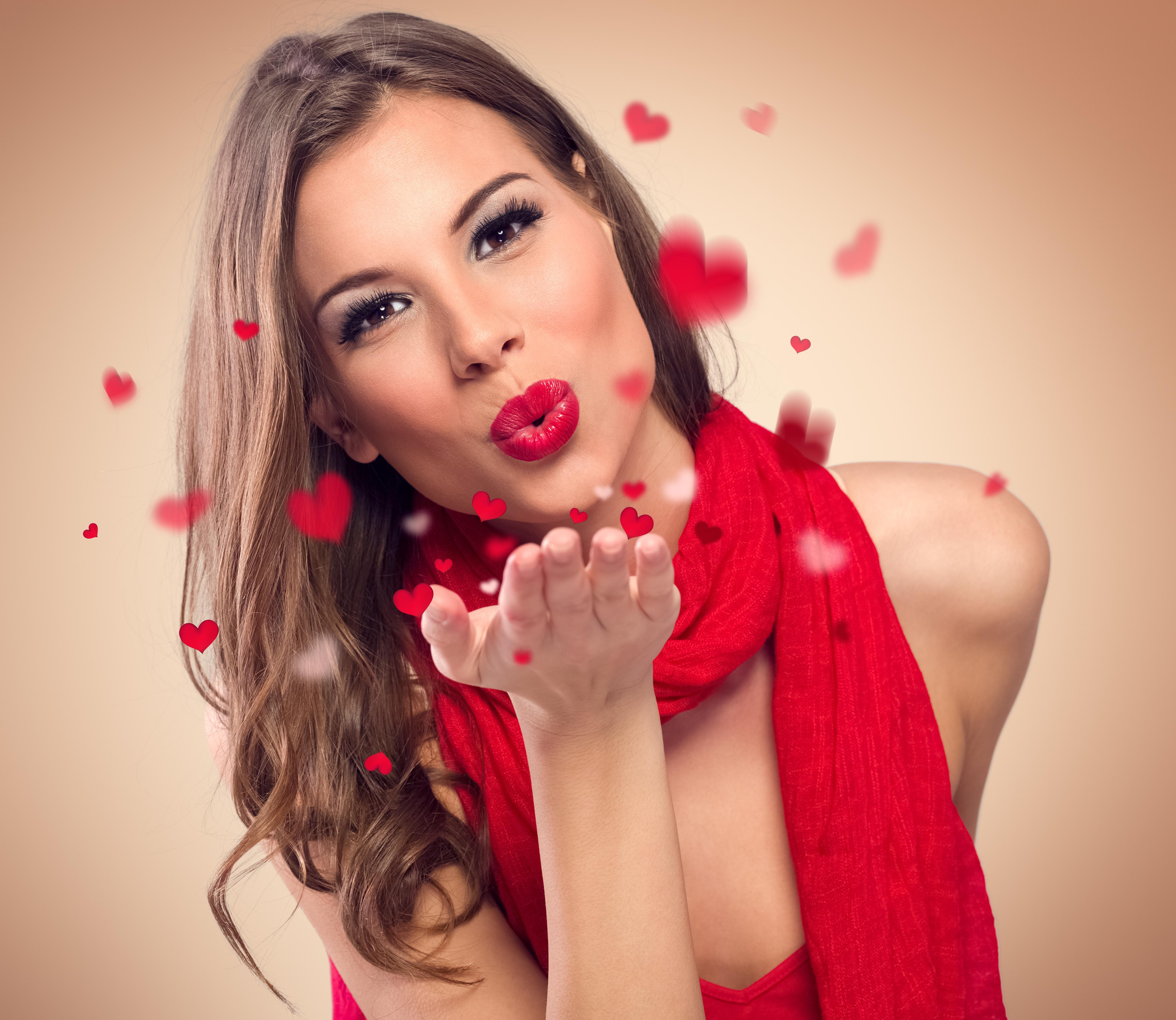 лук гифки с воздушными поцелуями красивые понял