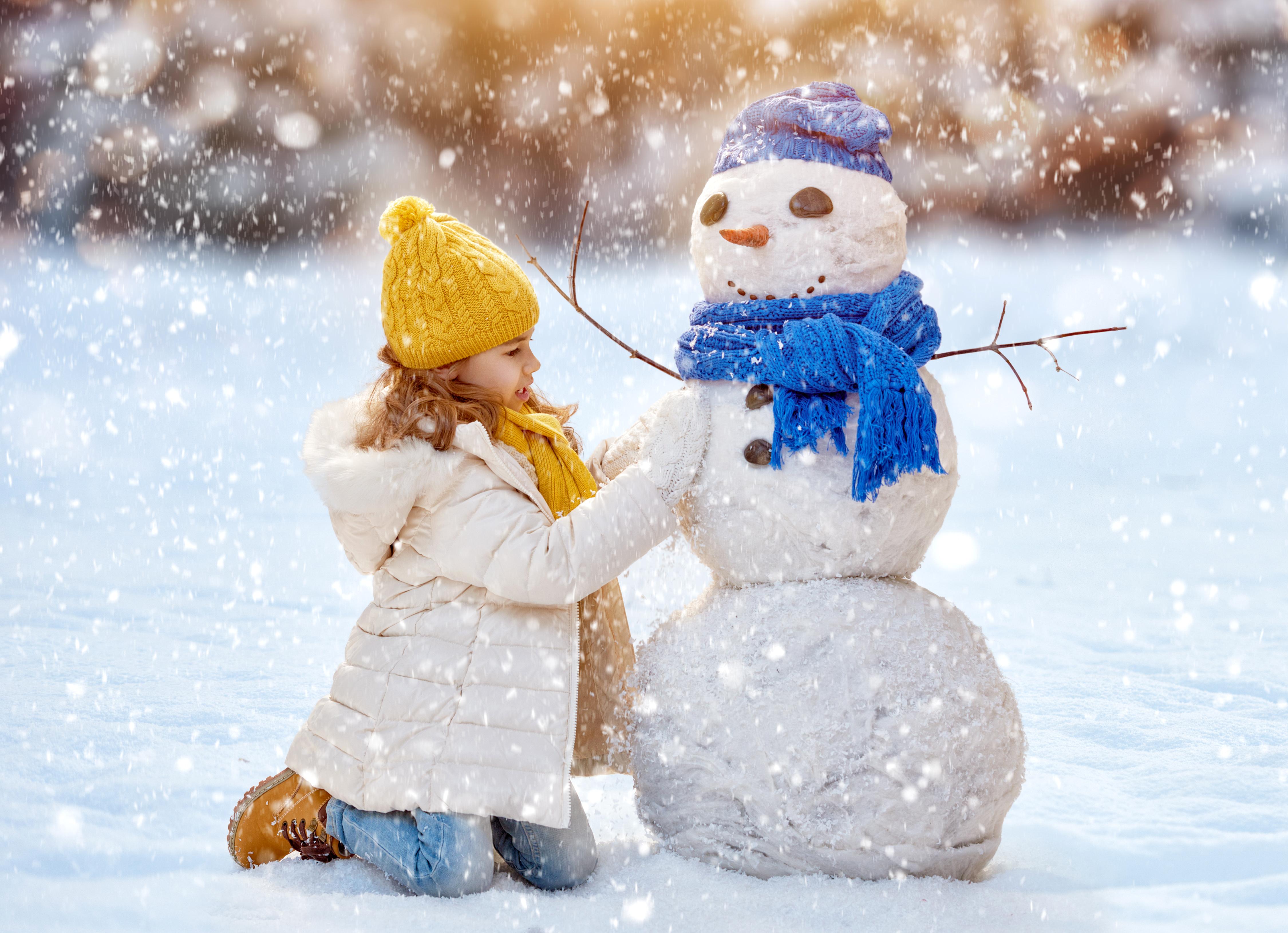 Позитивные картинки про зиму обратился