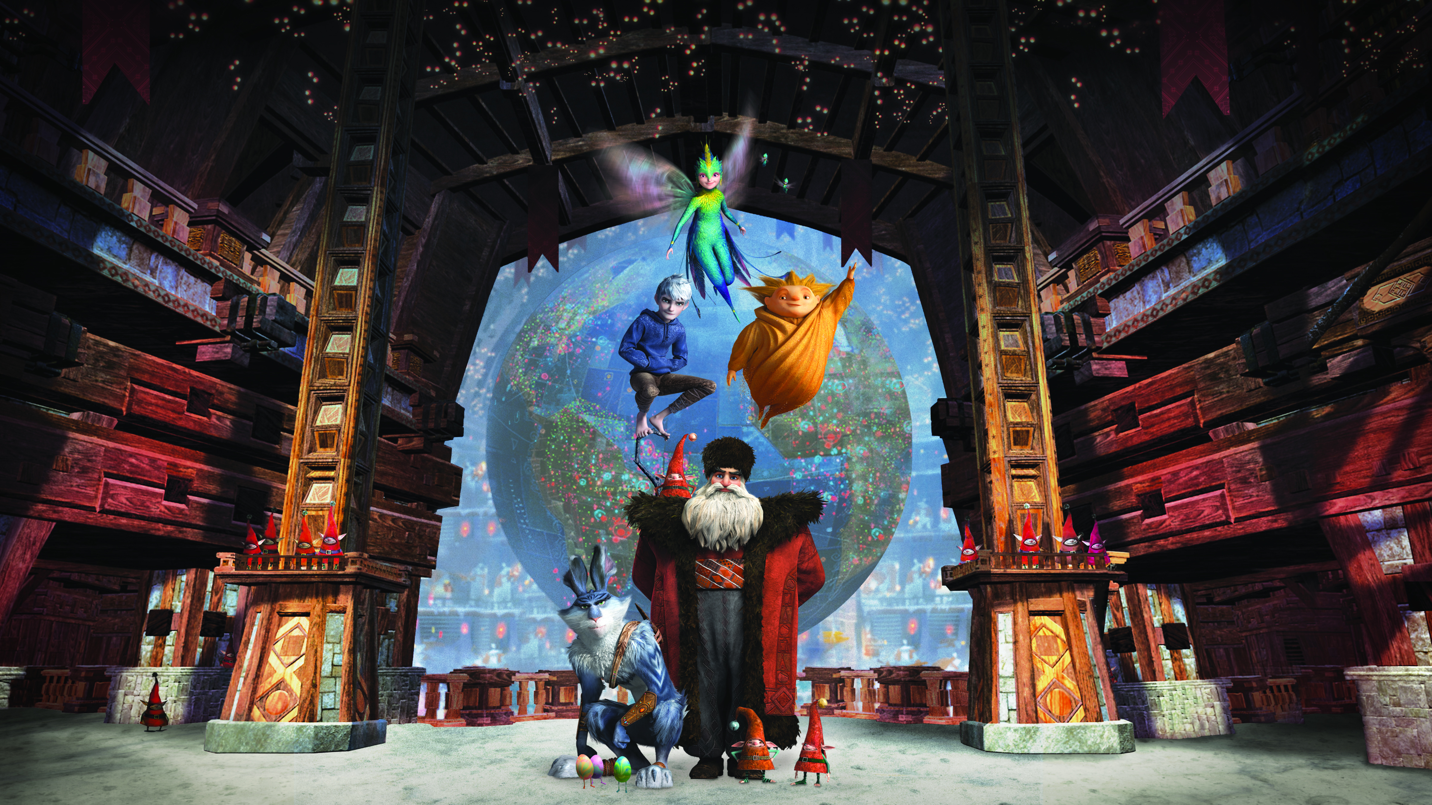 Rise of the guardians jack frost full movie