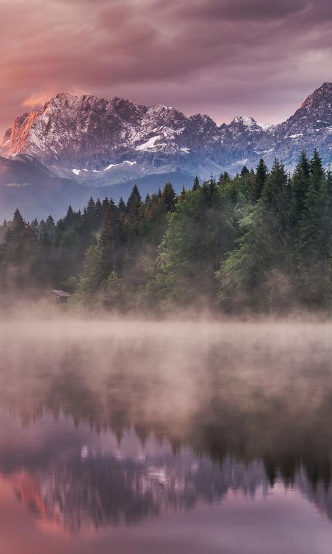 Картинки природы разрешением 480 800