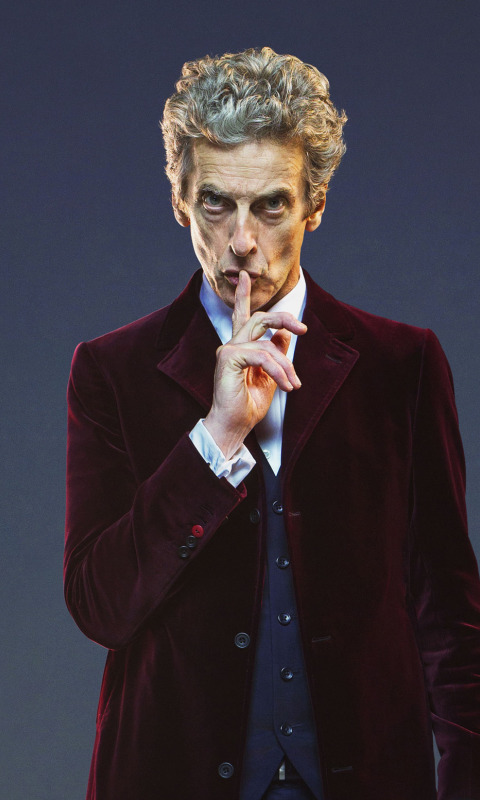 Картинки доктор кто капальди